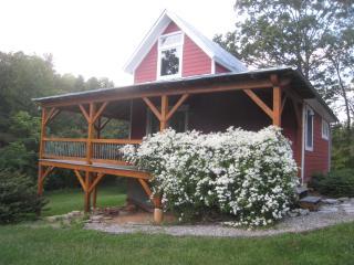 Secluded mountain getaway near Lexington - Rockbridge Baths vacation rentals