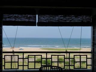 Beachfront 2Br 2Ba 3rd floor fully furnished condo - Chennai vacation rentals