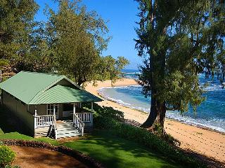 Direct Beach Front All Welcome Little Beach Shack - Haena vacation rentals