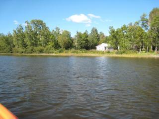Lake front get away - Monson vacation rentals