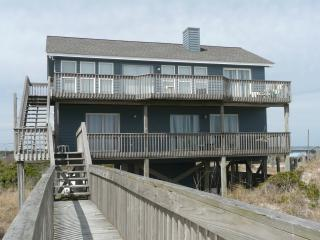 Direct Oceanfront Pet Friendly Home - North Topsail Beach vacation rentals