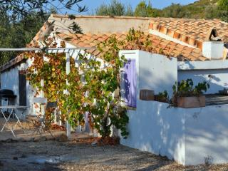 Casita Tres with stunning views on a valley - Torredembarra vacation rentals