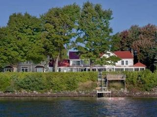 Historic home on the shores of Lake Champlain - North Hero vacation rentals