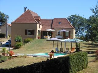 Bright 4 bedroom House in Payrignac - Payrignac vacation rentals