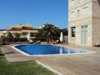 Modern 3 bedroom flat with pool, right near beach - Netanya vacation rentals
