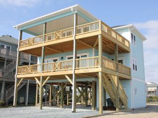 Gorgeous home with amazing water views! - Topsail Beach vacation rentals