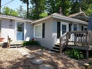 Muskegon Area Cottage, Lake Access, Cozy Retreat! - Twin Lake vacation rentals