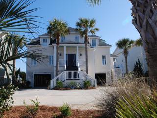 Elegant Oceanfront, 7 Bedroom, 5.5 Bath, Pool/Spa! - Charleston Area vacation rentals