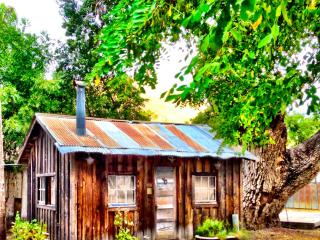 Cabin on historic east bay ranch! - Livermore vacation rentals