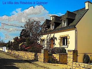 3 bedroom House with Internet Access in Quimper - Quimper vacation rentals