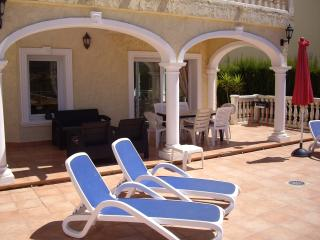 4 bedroom Villa with Dishwasher in Calpe - Calpe vacation rentals