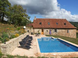 Spacious Farmhouse Barn in Meyssac with Satellite Or Cable TV, sleeps 9 - Meyssac vacation rentals