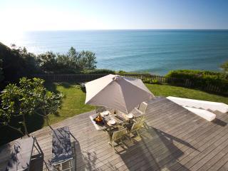 Award Winning beachfront villa steps from beach - Bidart vacation rentals