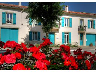 Bright 1 bedroom Vacation Rental in Riscle - Riscle vacation rentals