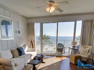 Boardwalk 306. 1 Bed, 1 Bath. Gulf Front, Stunning Views! - Panama City Beach vacation rentals