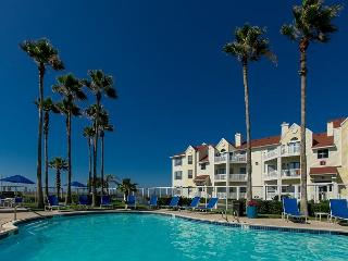 2BR/2BA Padre Island Beach Club Condo with Heated Pool - Walk to the Beach! - Corpus Christi vacation rentals