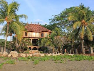 Beach Front Family Friendly Vacation Home W/AC FL1 - Playa Flamingo vacation rentals
