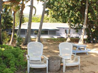 OCEANFRONT  BEACH  HOUSE With FREE JEEP & WIFI ! - Kaunakakai vacation rentals
