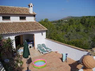 Casa Los Tres Molinos/House of the Three Windmills - Jesus Pobre vacation rentals