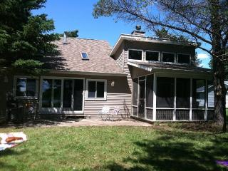 Waterfront Cottage on Private Lake MONTHLY only - Northwest Michigan vacation rentals