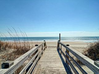 6-12 BR Almost Oceanfront- Private Hot Tub & Pool - North Topsail Beach vacation rentals