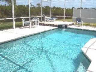 4 Bed 3 Bath Pool Home With Lake View and Fenced Sides For Privacy. 235HILL - Image 1 - Orlando - rentals