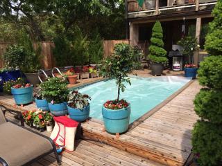 Twin bedroom shared bath - Fire Island vacation rentals