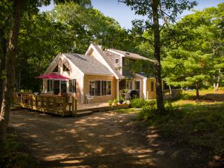 Private-In the Woods ,  New Additions - West Tisbury vacation rentals