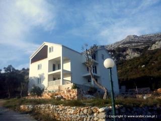 Villa Robi Ap.1 bedroom + living room - Kuciste vacation rentals