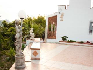 Bright 3 bedroom Burgio Villa with Deck - Burgio vacation rentals