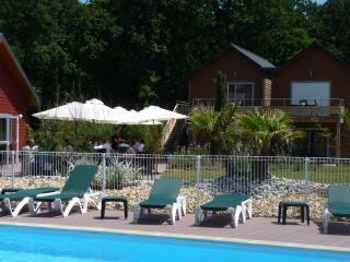 Cottage 6 personnes en Touraine avec Piscine - Chinon vacation rentals