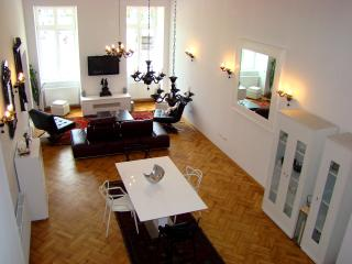Designer Apt in Historic Building - Brasov vacation rentals