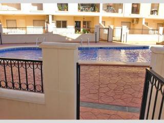 Nice Condo with A/C and Satellite Or Cable TV - Santiago de la Ribera vacation rentals