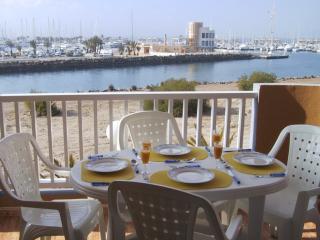 Los Miradores del Puerto Apartment sleeps 6 - La Manga del Mar Menor vacation rentals