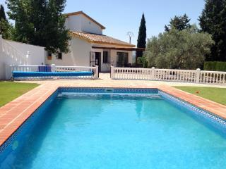 Charming villa set in a beautiful olive grove - Coslada vacation rentals
