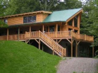 Bright 4 bedroom Cabin in Maggie Valley - Maggie Valley vacation rentals