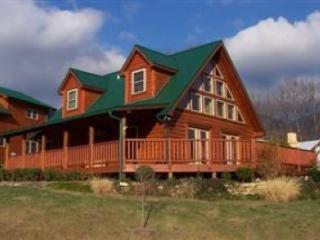 Cozy 2 bedroom Cabin in Maggie Valley - Maggie Valley vacation rentals