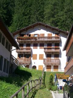 Nice Condo with Balcony and Garden - Alleghe vacation rentals