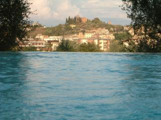 Accomodation in attractive villa in the Tuscan hills with pool and garden - Castelfiorentino vacation rentals