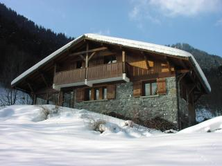 Charming Chalet with Internet Access and Satellite Or Cable TV - Saint Jean d'Aulps vacation rentals
