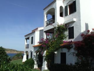 Playas de Fornells: close to beach with sea views - Fornells vacation rentals