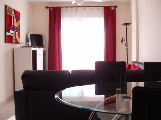 Almeria and Beyond: 2 Bedroom Apartment - Roquetas de Mar vacation rentals