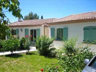 Villa des Palmiers - St Genies de Fontedit vacation rentals
