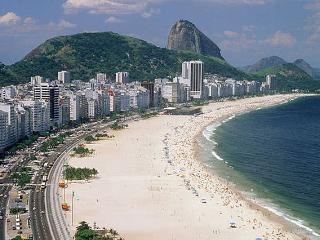 C101 - RIO DE JANEIRO - COPACABANA BEACH - Rio de Janeiro vacation rentals
