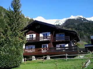 Lovely vintage chalet-next to nursery slope - Les Contamines-Montjoie vacation rentals