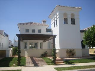 5 star detached 2 bed Villa - Murcia vacation rentals