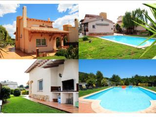 Neus Barà wifi jardin piscina - Roda de Bara vacation rentals