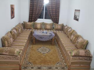 2 bedroom Apartment with Internet Access in Bouznika - Bouznika vacation rentals