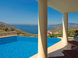 Villa Narin a delight: stunning private location. - Kalkan vacation rentals