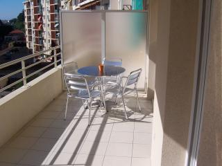 Centrally located Antibes holiday apartment with balcony and wi-fi access - Antibes vacation rentals